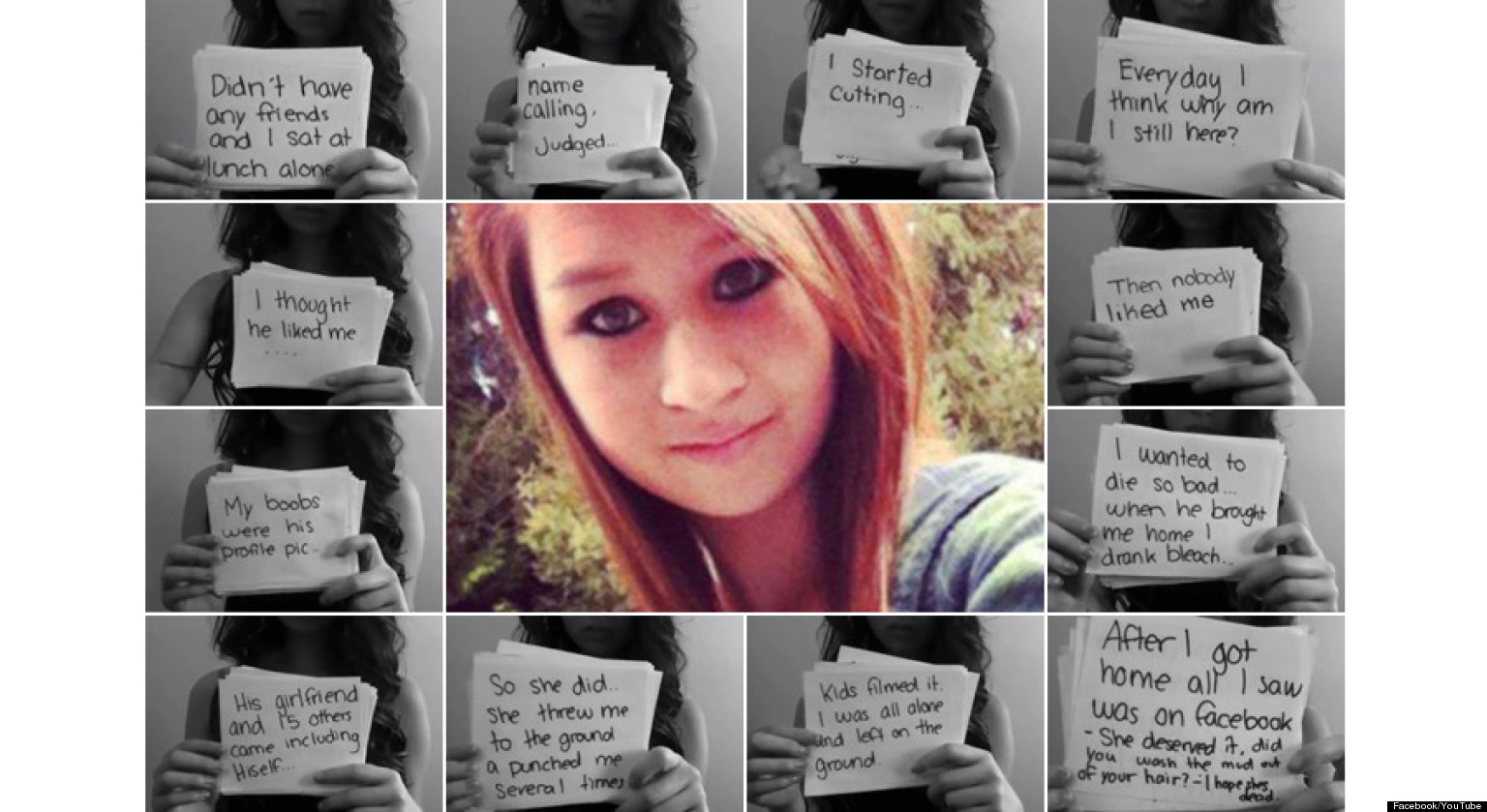 http://cyberbullying.org/amanda-todd-cyberbullying-and-suicide